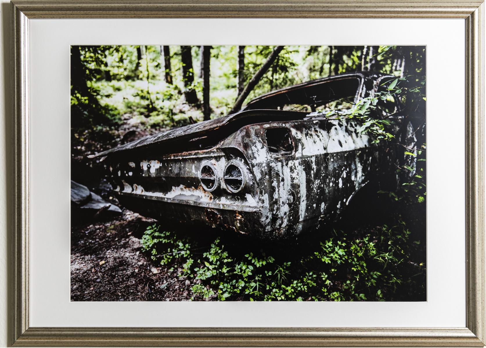 Bilvrak Opel 0832
